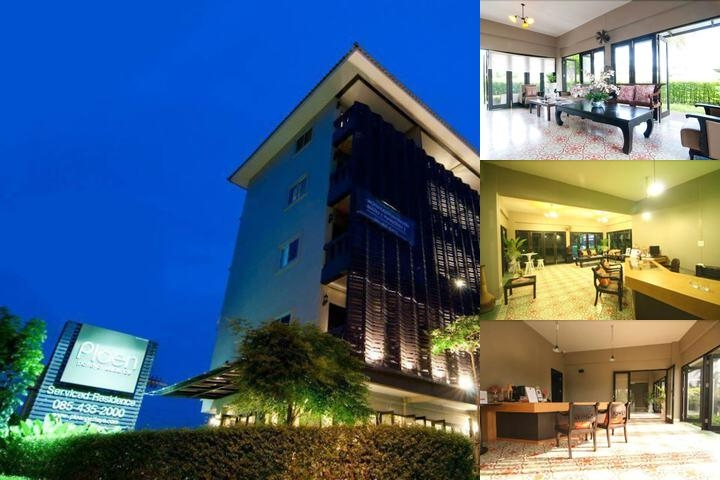 Ploen Pattaya Residence photo collage