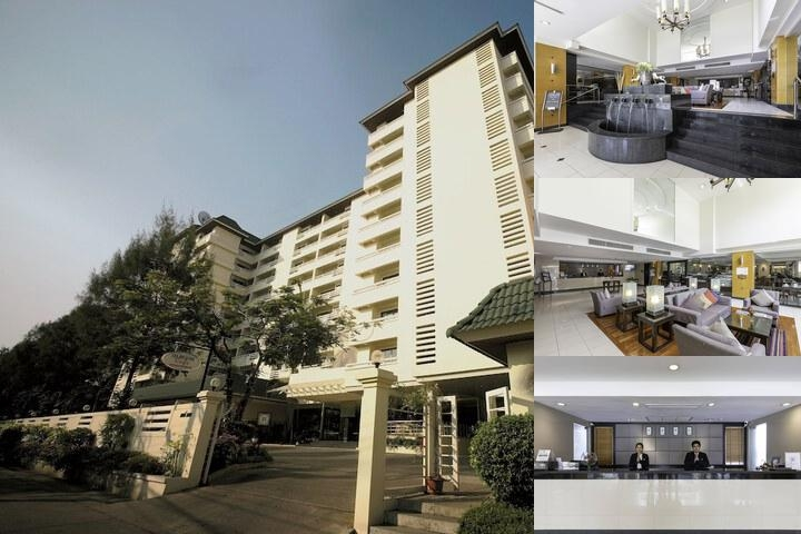 Kantary House Hotel & Serviced Apartments Bangkok photo collage