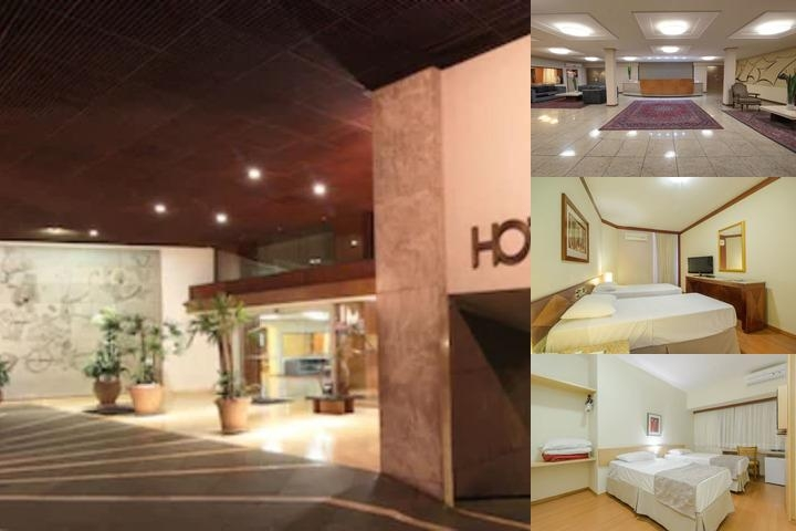 Hotel Crystal Palace photo collage