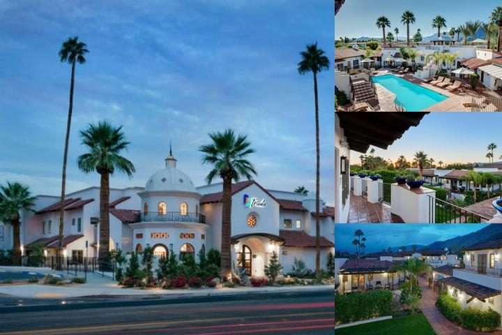 Triada Palm Springs Autograph Collection photo collage
