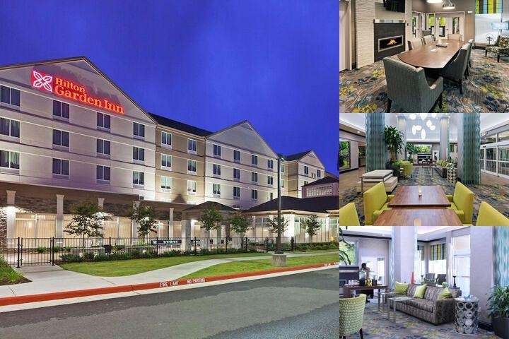 Hilton Garden Inn West Little Rock photo collage