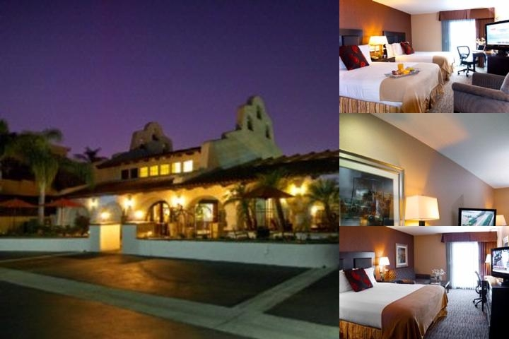 Holiday Inn Express San Clemente photo collage
