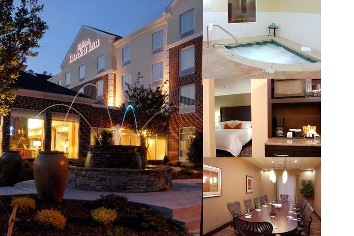 Hilton Garden Inn Atlanta Peachtree City photo collage