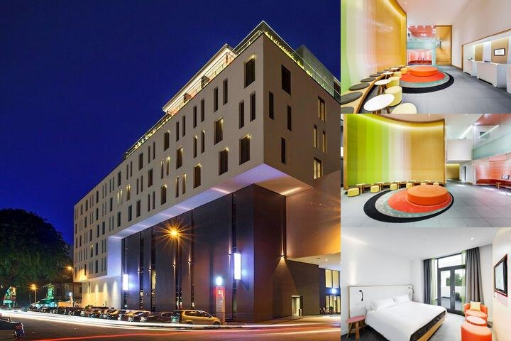 Ibis Styles Ipoh photo collage