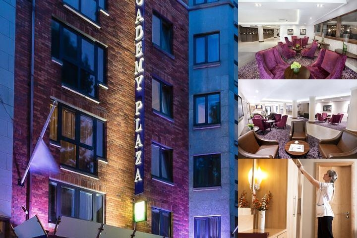 Best Western Plus Academy Plaza Hotel photo collage