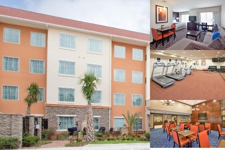 Residence Inn Houston I 10 West / Barker Cyress photo collage