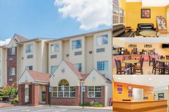 Microtel Inn & Suites by Wyndham Cordova / Memphis photo collage