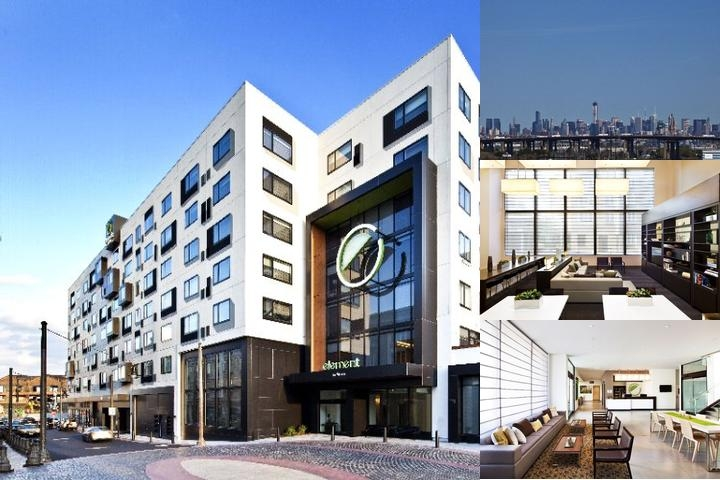 Element by Westin Harrison Newark photo collage