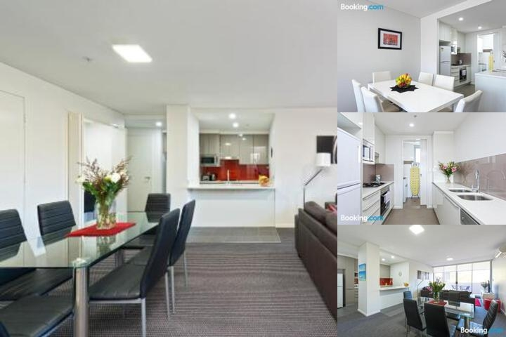 Astra Apartments North Sydney photo collage