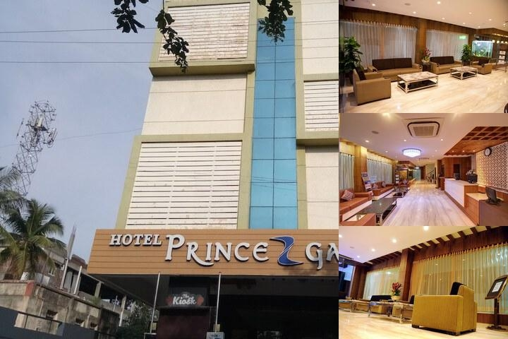 Hotel Prince Gardens photo collage