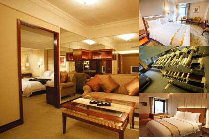 Hotel Golden Dragon photo collage