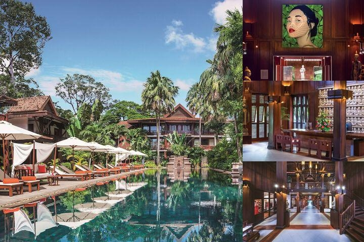 Belmond La Residence D'angkor photo collage