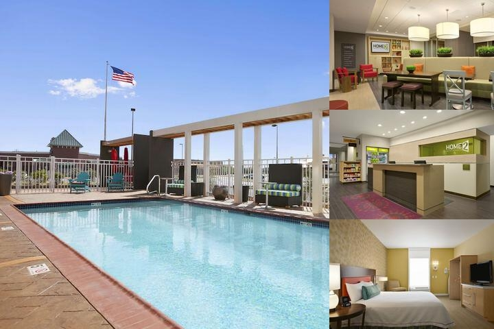 Home2 Suites by Hilton Oxford Al photo collage