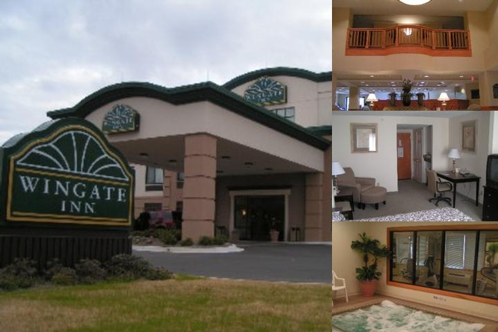 Tupelo Wingate Inn photo collage