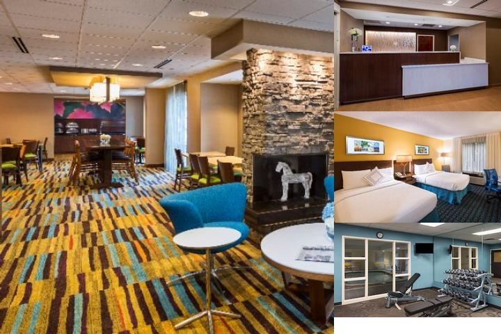 Fairfield Inn & Suites Atlanta Buckhead photo collage