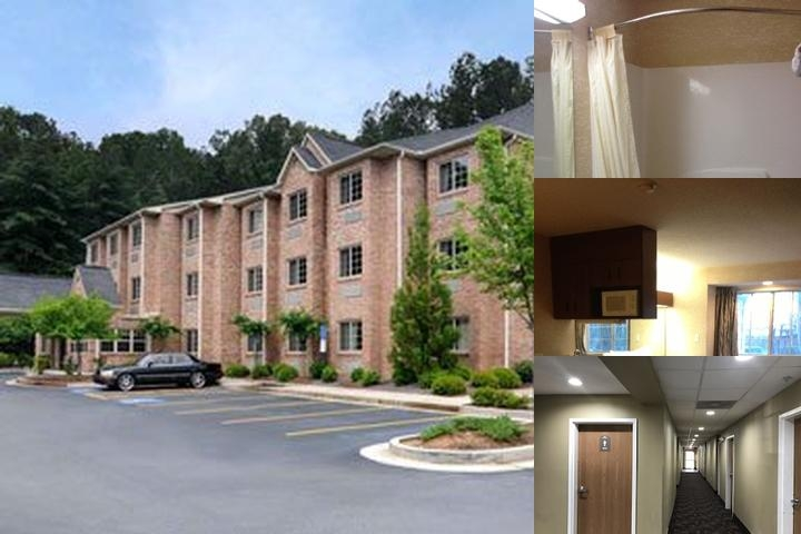 Microtel Inn & Suites Lithonia photo collage