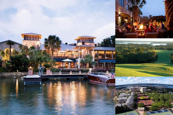Horseshoe Bay Resort photo collage