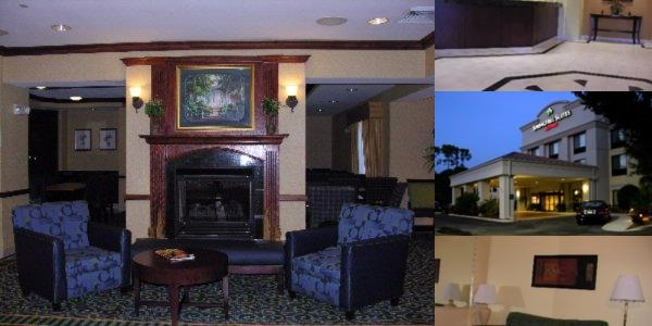 Springhill Suites Sarasota photo collage