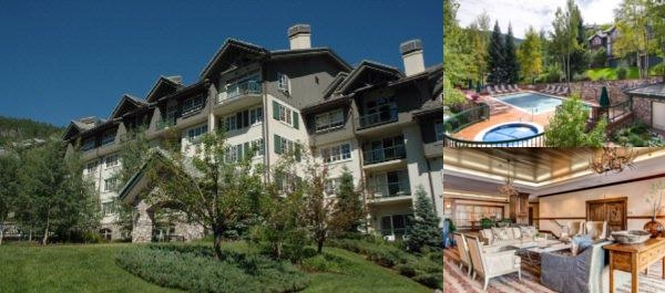The Borders Lodge at Beaver Creek photo collage
