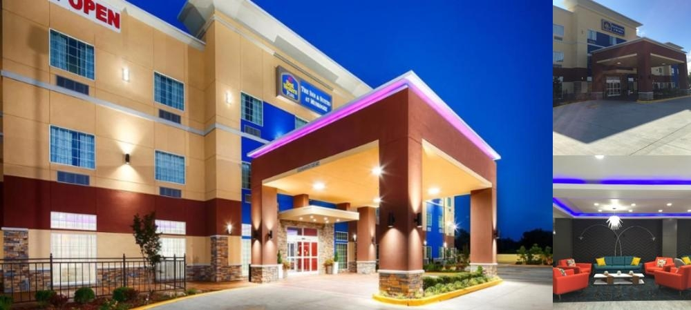Best Western Plus The Inn & Suites at Muskogee photo collage