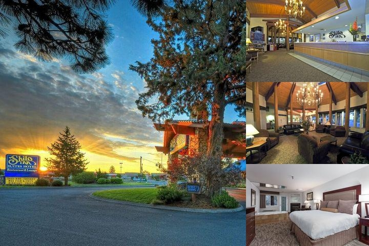 Shilo Inn Suites Hotel Bend photo collage