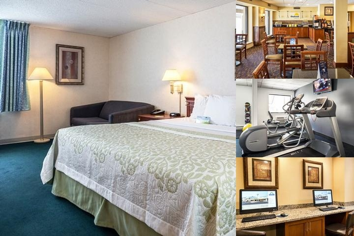 Days Inn Chicopee photo collage