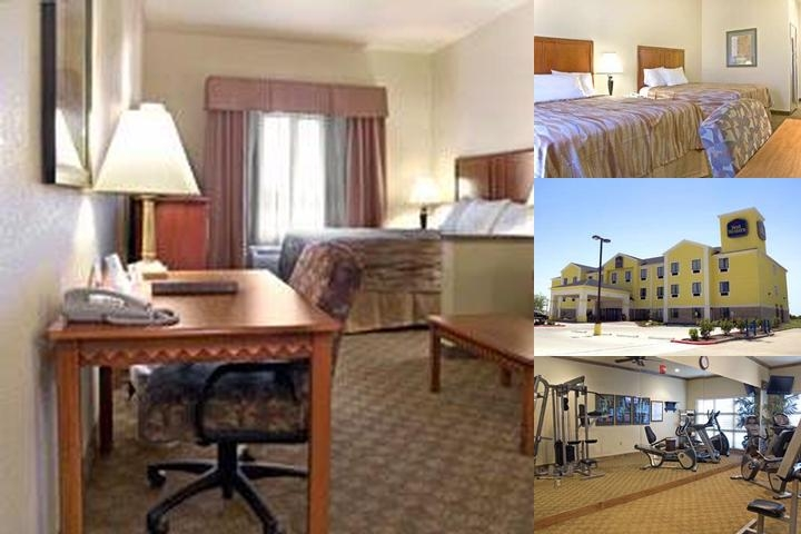 Best Western Plus Schulenburg Inn & Suites photo collage