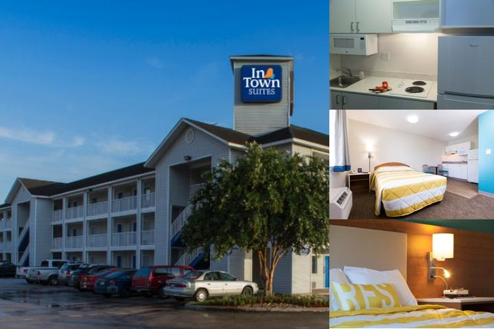 Intown Suites Houston Northwest (Mil) photo collage