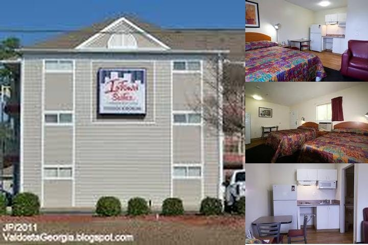 Intown Suites Houston Hwy 290 photo collage