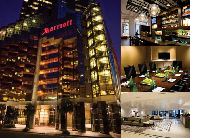 New Orleans Marriott Metairie at Lakeway photo collage