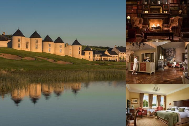 Lough Erne Resort photo collage