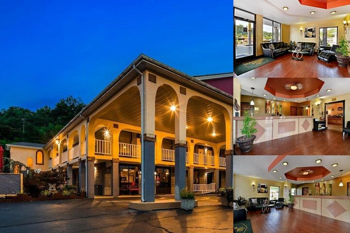 Best Western Corbin Inn photo collage