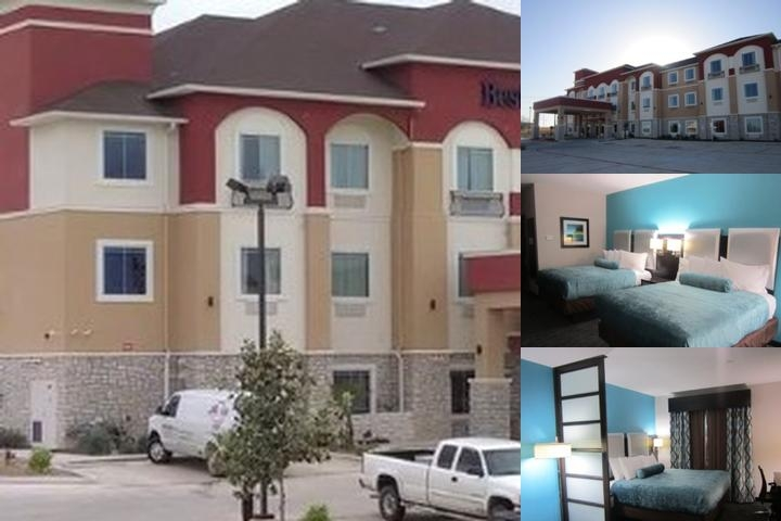 Best Western Plus Pleasanton Hotel photo collage