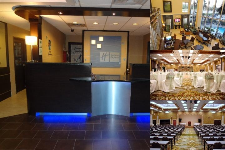 Holiday Inn Express & Suites Houston North Interco photo collage