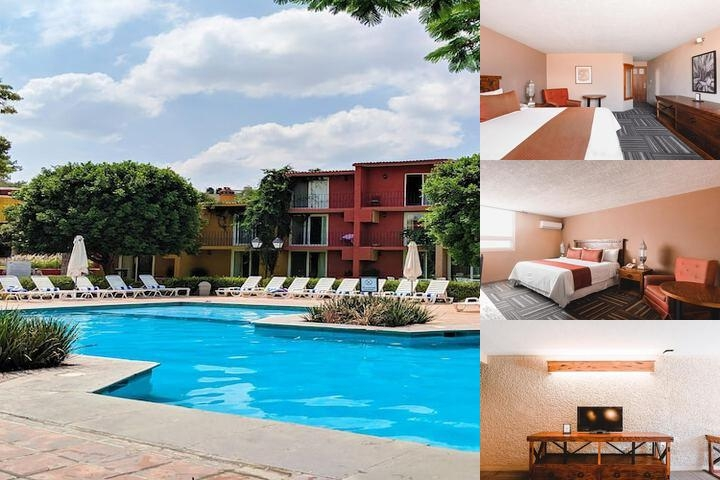 Hotel Real De Minas photo collage