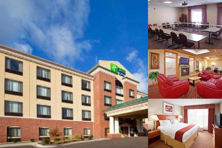 Holiday Inn Express & Suites Utica photo collage