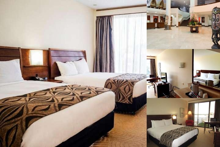 Crowne Plaza Port Moresby photo collage
