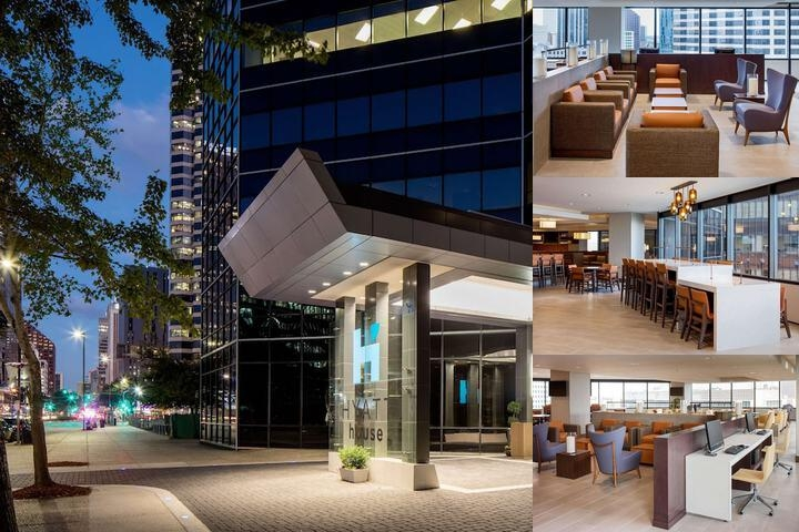 Hyatt House New Orleans / Downtown photo collage
