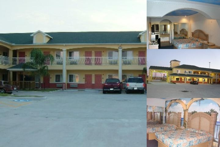 Symphony Inn & Suites photo collage