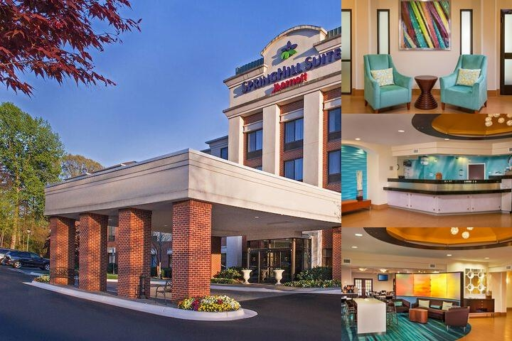 Springhill Suites by Marriott Charlotte Univ. Rese photo collage