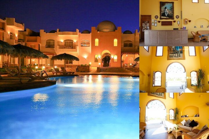 Sheikh Ali Resort photo collage