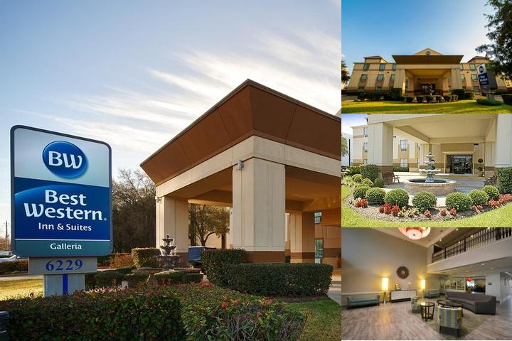 Best Western Galleria Inn Suites Photo Collage