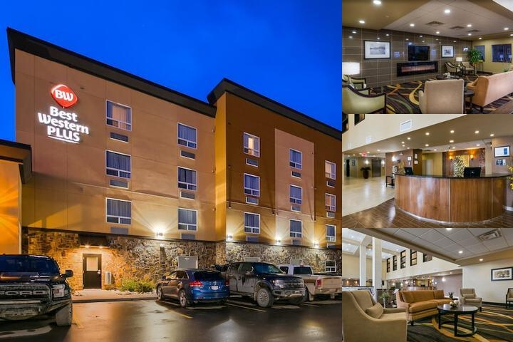 Best Western Plus Fox Creek photo collage