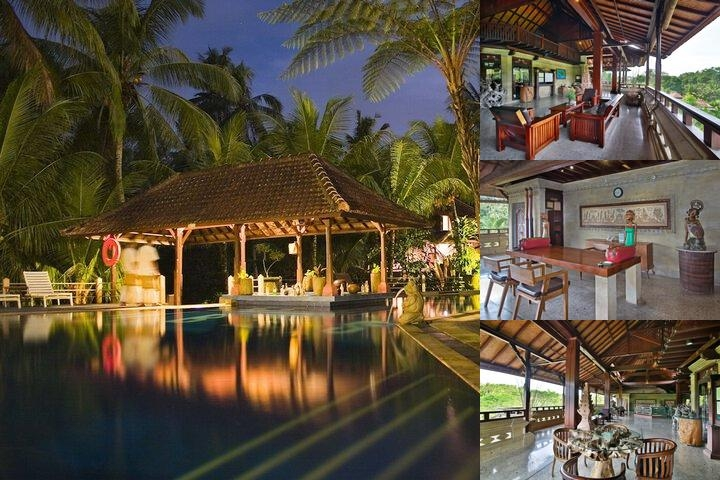 Bali Spirit Hotel & Spa photo collage