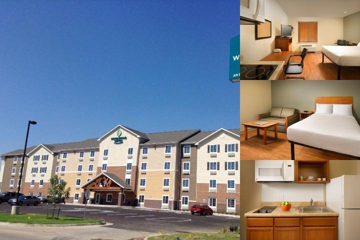Woodspring Suites Aurora Denver Airport photo collage