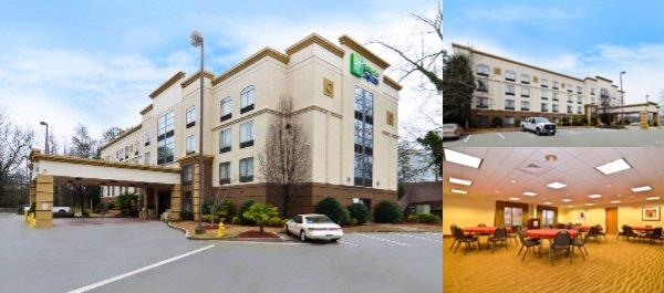 Holiday Inn Atlanta Clairmont photo collage