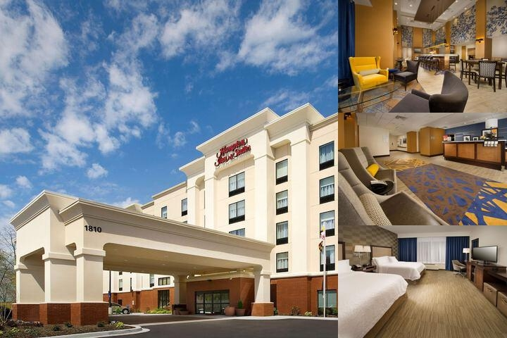 Hampton Inn & Suites Baltimore / Woodlawn photo collage