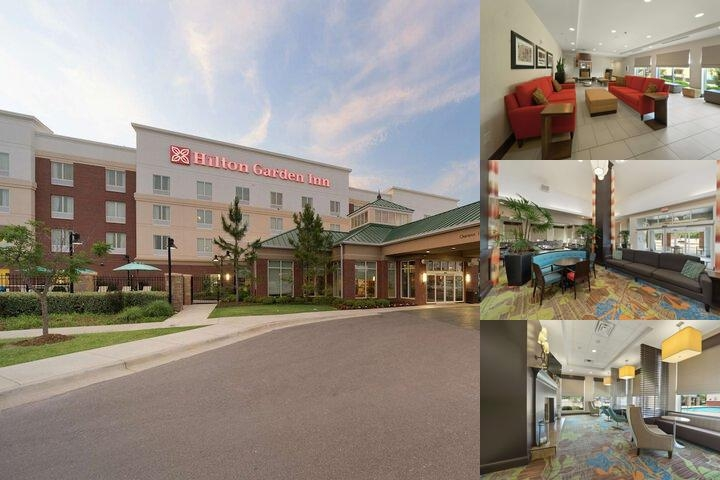Hilton Garden Inn Lawton Fort Sill photo collage