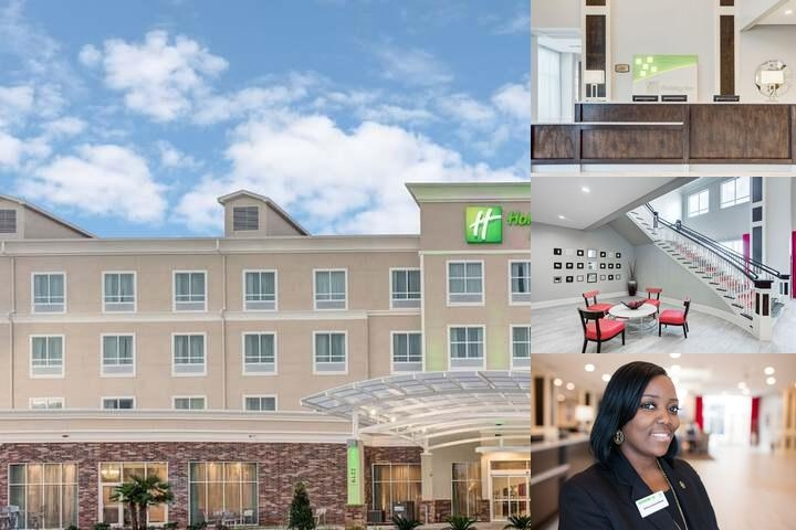 Holiday Inn Hotel & Suites Lafayette North photo collage