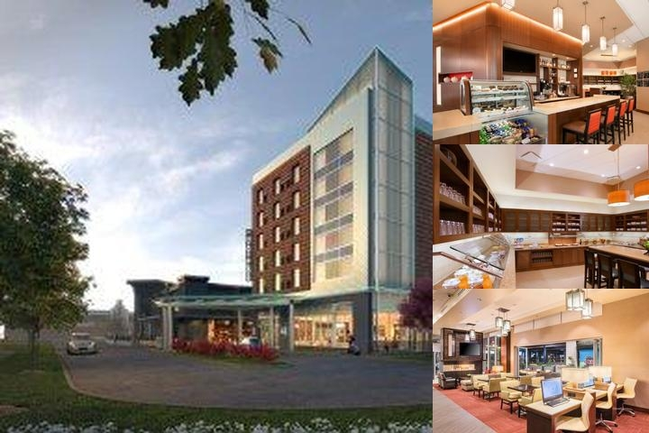 Hyatt Place Cleveland Westlake Crocker Park photo collage